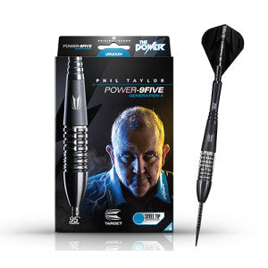 Tungsten Phil Taylor Power 9FIVE Gen 4 Darts
