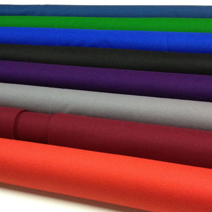 "Billiard World GameLine DIY Cloth Felt Kit 7' x 3'6"" - Choose your colour"
