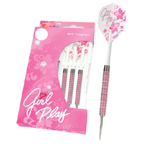 Tungsten Target Girl Play 80% Darts