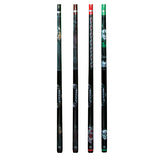 "Pool Cue 2 Piece Graphite Composite Tattoo 57"" FSA"