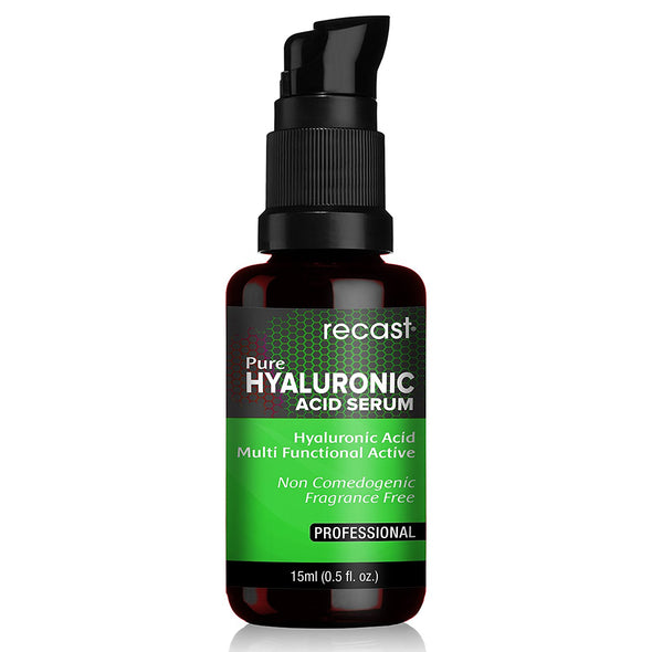 Hyaluronic Acid Serum For Face, Skin, Under Eyes, Wrinkles, Scars & Moisturising