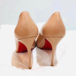 Christian Louboutin High Heels Nude (New)