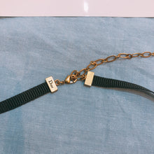 Load image into Gallery viewer, Dior Star Choker Black (Used)