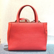 Load image into Gallery viewer, Fendi 2 Jours Bag Mini Coral (Used)