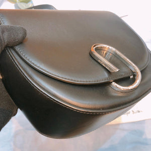 Phillip Lim Saddle Crossbody Bag Black (Used)