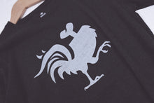 "Fair & Organic T-Shirt ""Rooster Signet Light"""