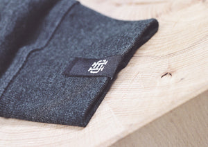 "Fair & Organic Crewneck ""Patch"""