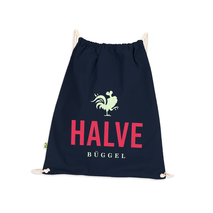 Halve Köln Beutel Gymbag / Halve Clothing Company / Streetwear Apparel of Cologne / Raised in the shadow of the dom
