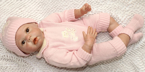 lifelike reborn baby doll for mothers day