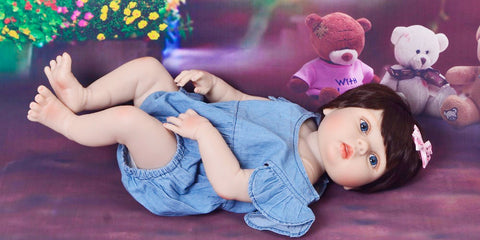 choose perfect background for your baby dolls