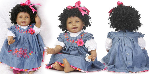 poses and positions of baby dolls