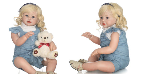 28 inch baby doll diana 1 year old