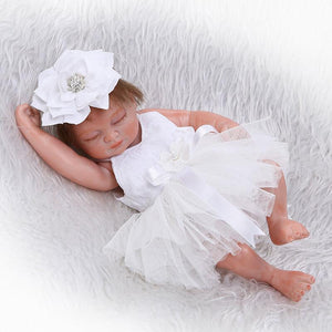 10 Inch Sleeping Princess Lifelike Baby Doll-Banydoll