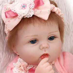 16 Inch Gentle Touch Vinyl Baby Doll Norah-Banydoll