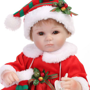Lovely Christmas Baby Doll Candida-Banydoll