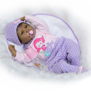 22 Inch Realistic Gentle Touch Vinyl Baby Doll-Banydoll