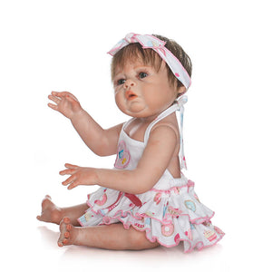 18 Inch Full Sicicon Body Baby Doll-Banydoll