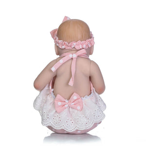 10 Inch Mini Twins Baby Set Shirley and Silver-Banydoll