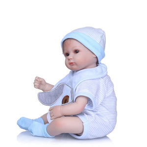 Lifelike Baby Doll Cute Girl Toby-Banydoll