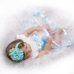 22 Inch Truly Baby Doll Gayle With Headband-Banydoll