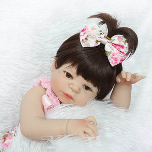 Lifelike Baby Girl Patti-Banydoll