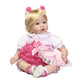 20 inch Truly Real Reborn Baby Doll Allie