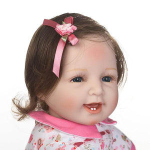22 Inch Cheerful Reborn Baby Doll May-Banydoll