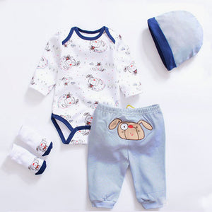 21 Baby Clothes Sets for 20 -22 inch Reborn Dolls