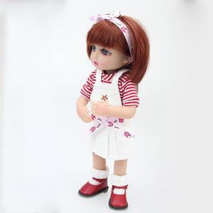 Fashion 10 inch Mini Girl Dolls-Banydoll