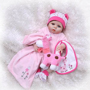 Sweet Girl Baby Doll with Pal-Banydoll