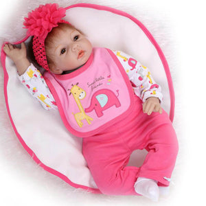 Truly Reborn Baby Girl April-Banydoll