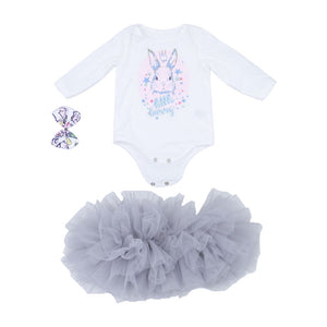 Summer Girls Clothes Set  for 20 -22 inch Baby Dolls