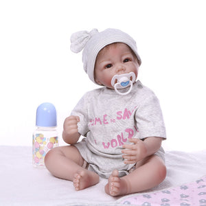 "20"" Lifelike Baby Doll Girl Amy"