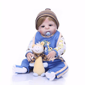 Jungle Pals Reborn Boy Doll-Banydoll