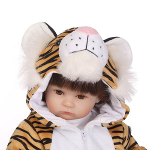 Lifelike Cosplay Tiger Baby Doll-Banydoll