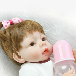 Lifelike Lovely Baby Doll Nora-Banydoll