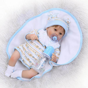 Lifelike Reborn Baby Doll Boy Faith-Banydoll