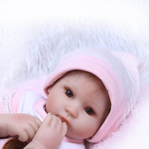 Lovely Realistic Reborn Baby Doll Lily-Banydoll
