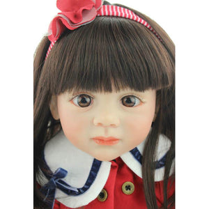 Pretty Long Hair Girl Baby Doll-Banydoll