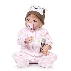 Silicone Full Body Reborn Boy Doll-Banydoll