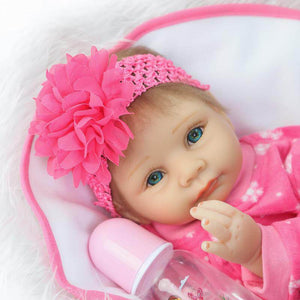 So Sweet Girl Lois Realistic Baby-Banydoll