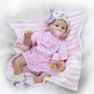 So Sweetly Reborn Girl Doll-Banydoll