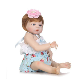 Sweet Girl Romaine 22 inch Lifelike Baby Doll-Banydoll