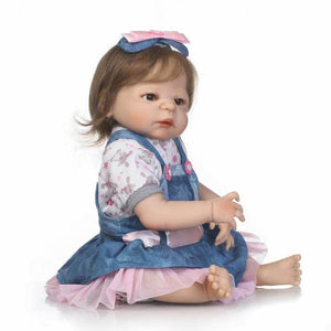 Tiny Reborn Baby Girl June-Banydoll