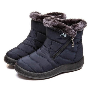 HOT 2020-Waterproof Comfortable Snow Winter Boots