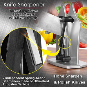 Sharpen Knives In Seconds