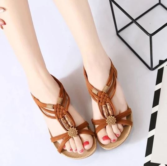 WOMEN BEACH SANDALS FASHION SUMMER WOMEN SHOES [NEW 2019]