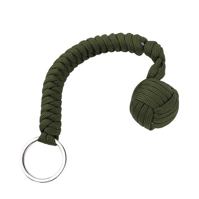 MONKEY FIST SELF DEFENSE KEYCHAIN