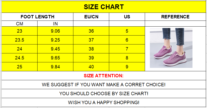 Casual women's shoes new flying knitted cotton shoes