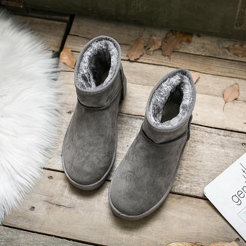 2019 Fashion Warm Snow Boots【Hot Sale Boots】